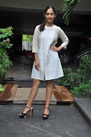 Radhika Cute Young New Actress in White Long Transparent Kurta ~  Exclusive Celebrities Galleries 013.JPG