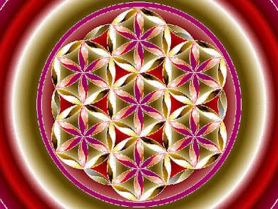Flower of Life, Simbol Geometri Suci