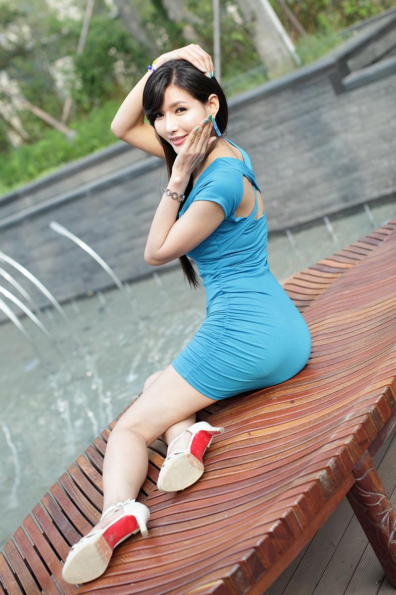xxx nude girls: Cha Sun Hwa - Black, White and Red