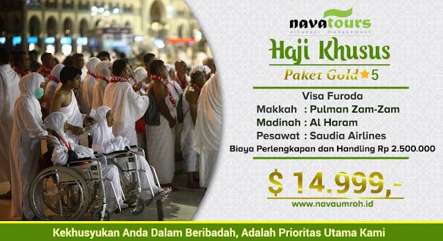 Paket Haji Plus 2019width=