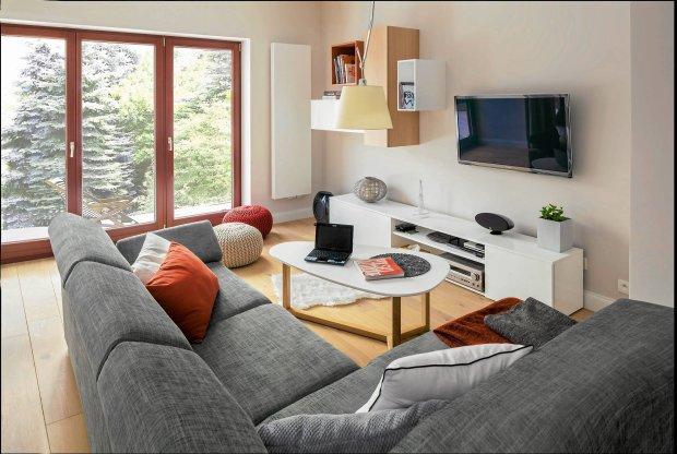 10 fotos de salas pequeñas modernas   colores en casa