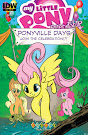 My Little Pony Friendship is Magic #30 Comic Cover Source Comics & Games Variant