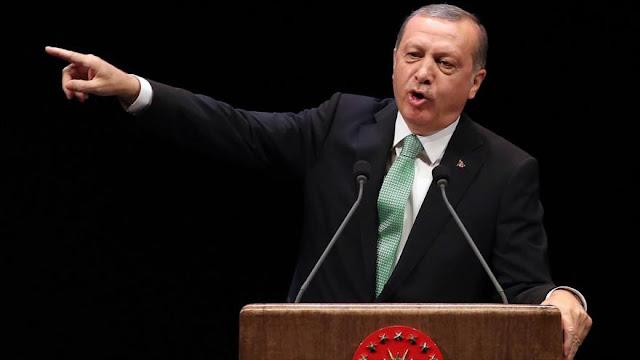 Erdogan: Alemania es un refugio para los terroristas de FETÖ