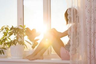 Žena na prozoru