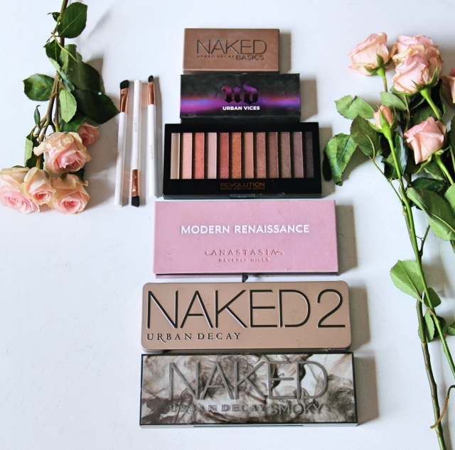 eyeshadow palettes vegan cruelty free makeup urban decay naked basics naked smoky naked 2 urban vices palette makeup revolution iconic redemption 3 anastastia beverly hills modern renaissance