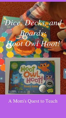box of Hoot Owl Hoot!