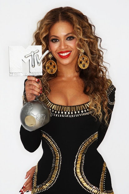 Beyonce Knowles Photo Shoot
