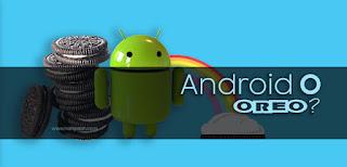 Android Oreo Menjadi Penerus Nougat?