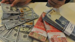 Pagi ini Dolar Melemah Terhadap rupiah hingga Rp 13.317 Per 1$ - Commando