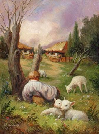 hidden optical illusions faces face meadows illusion tree trees painting paintings answer visual puzzles funny nature word hiding branches objects