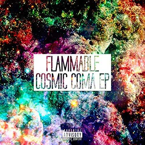 [Album] Flammable – Cosmic Coma EP (2015.09.30/MP3/RAR)