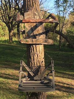 Summit Viper, Viper Climbing Tree Stand, Summit Viper Climbing Tree Stand