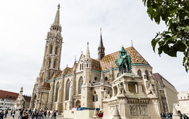 Igreja Matthias, Budapeste