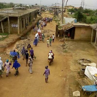 Badoo Attacks Ikorodu Again, Hacks couple to death in Ogijo