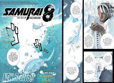 Samurai 8: The Tale of Hachimaru