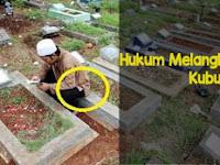 Bagaimana Hukumnya Melangkahi Kuburan? Ini Sunnah dan Larangan Saat Ziarah Kubur