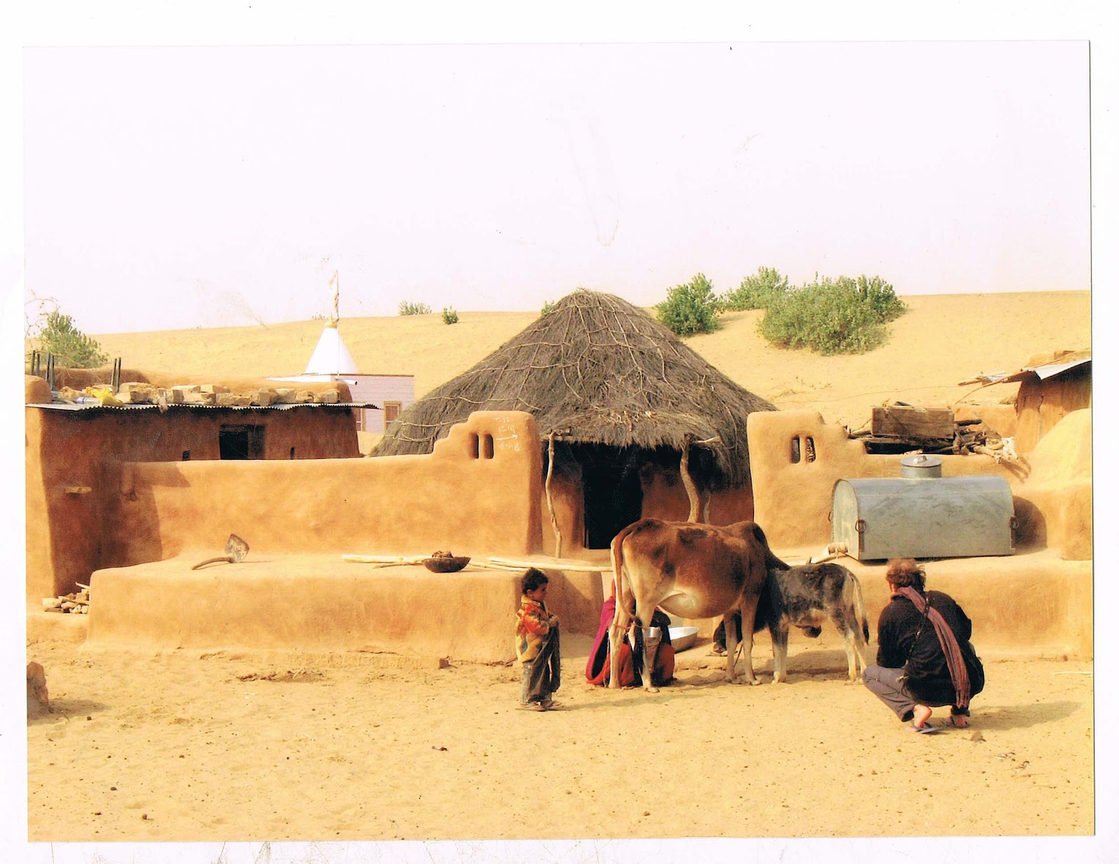 AMARGARH HOTEL JAISALMER: thar desert life style in ...  AMARGARH HOTEL ...