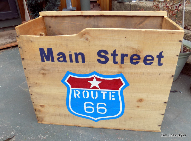 route 66 main street box