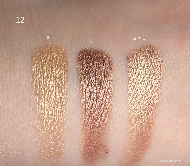 BH Cosmetics Baked and Beautiful Palette - Review & Swatches