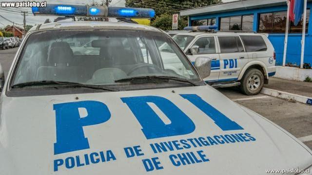 😷🇨🇱 Osorno: Oficial PDI dio positivo para Covid-19