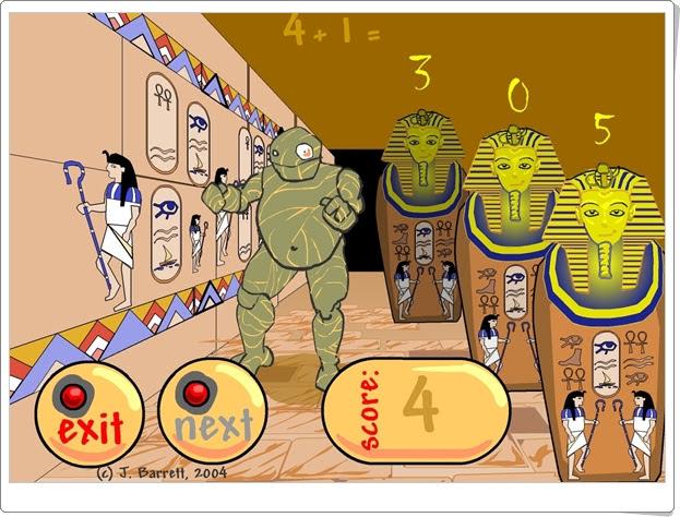 """""""Funkymum"""" (Suma en la tumba de los faraones)"""
