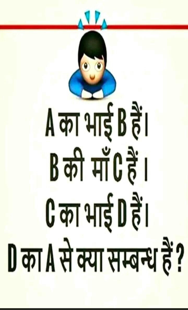 Whatsapp Questions And Answers Game In Hindi D Ka A Se Kya Samband