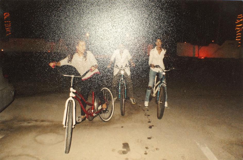 b5cd62742 Olivia Arthur SAUDI ARABIA. Jeddah. Saudi girls riding bikes in Durrat Al  Arous