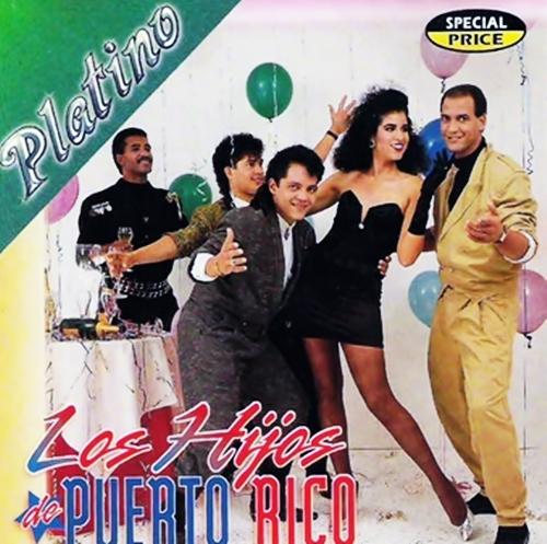 Lyrics de Los Hijos De Puerto Rico