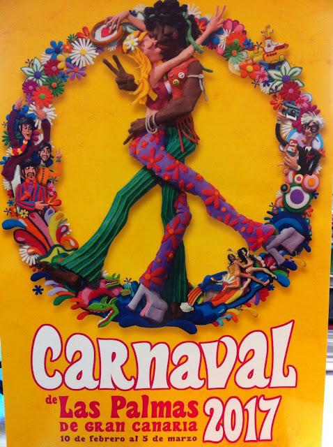 Fecha del Carnaval de Las Palmas de Gran Canaria 2017