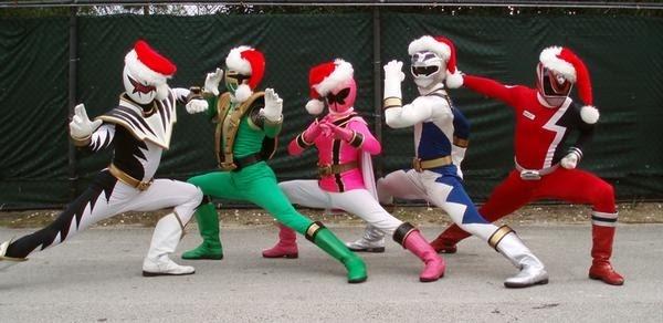 Henshin Grid: History of Power Rangers at Universal Studios