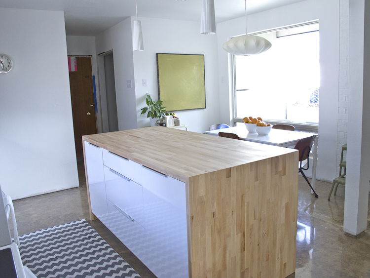 Pure And Noble: Reduce, Reuse, Recycle: Butcher Block