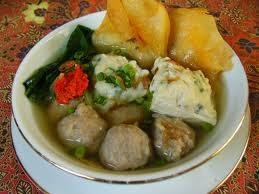 Makanan Batagor Bandung