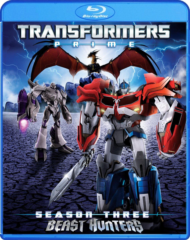 Transformers Prime The Movie Beast Hunters Predacons Rising อภิมหาสงครามจักรกลล้างเผ่าพันธุ์ ฟื้นชีพกองทัพพรีเดคอนส์ [HD][พากย์ไทย]