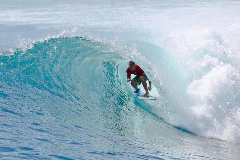 20 Shane Holmes Mentawai Rip Curl Pro foto WSL