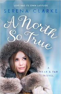A North So True - a snow-kissed contemporary romance by Serena Clarke