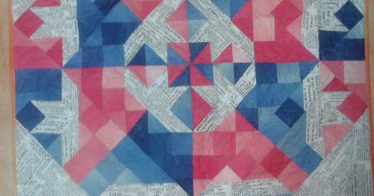 Project Quilting Season 8 Challenge #2