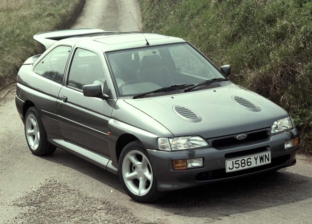 leosupercars  ford escort rs cosworth