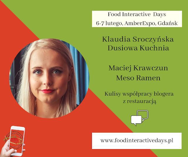 Food Interactive Days 6-7 lutego w Gdańsku