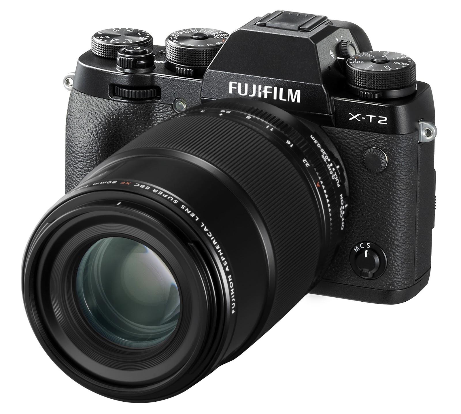 Fujifilm X-T2 и Fujinon XF 80mm f/2.8 LM OIS WR Macro