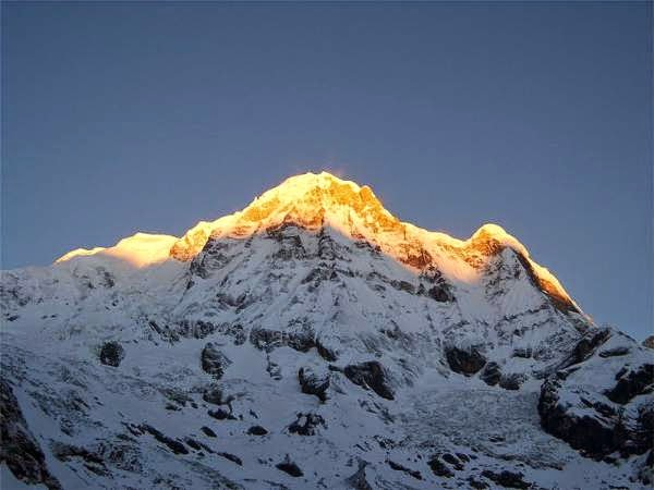 Nepal - Photo of Annapurna, Himalayas
