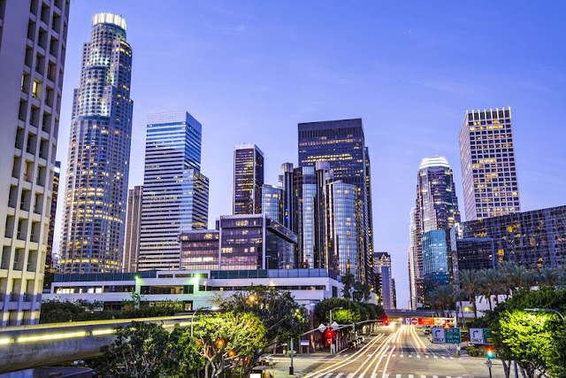 Melhores regiões em Los Angeles