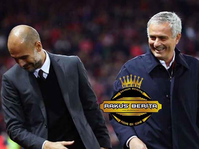 Mourinho : Tak Masalah Berada Di Bawah City, Yang Penting Liga Champions
