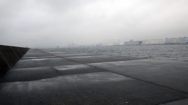 アジング 川崎新堤防