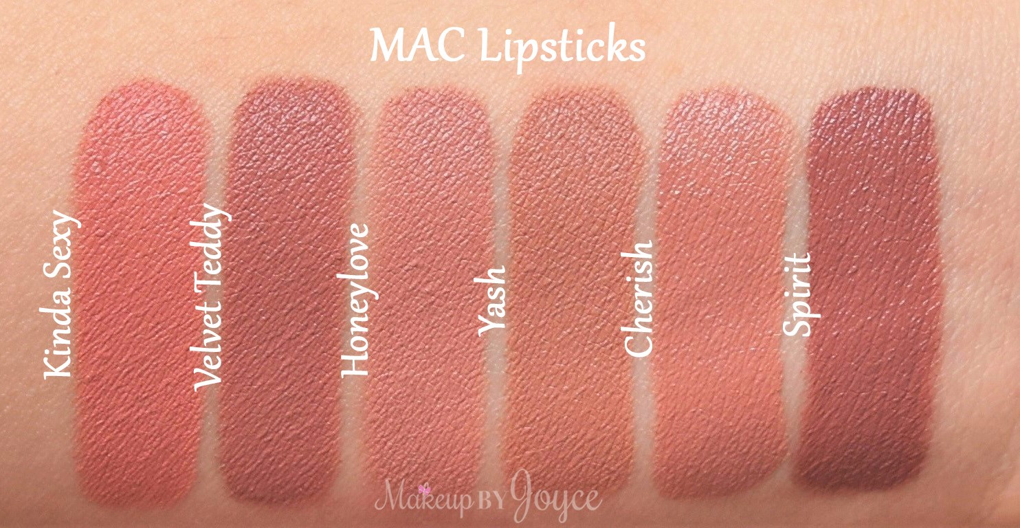Preferenza ❤ MakeupByJoyce ❤** !: Swatches + Review: MAC Matte, Satin and  GW42