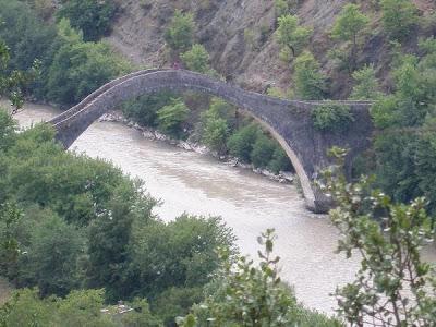 Γέφυρα Πλάκας Ήπειρος
