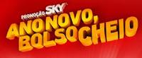 Promoção SKY Ano Novo Bolso Cheio www.skyanonovo.com.br