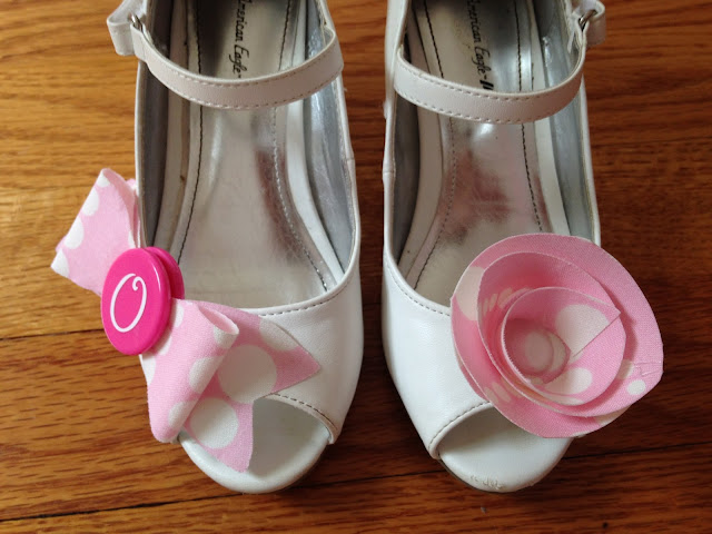 DIY, do it yourself, flip flop clip, Silhouette Cameo