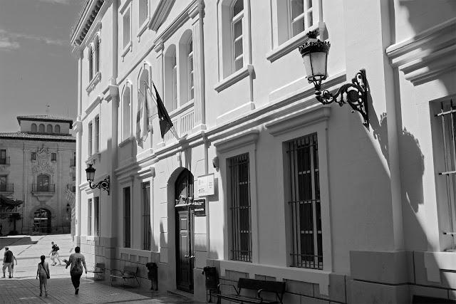 Recepción de Inauguración Biblioteca de la Rioja
