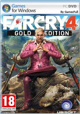 Far Cry 4 Gold Edition PC [Full] Español [MEGA]