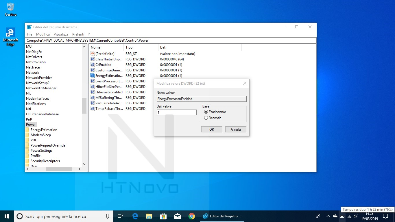 Visualizzare-tempo-residuo-batteria-windows-10